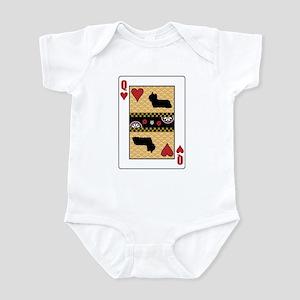Queen Skye Infant Bodysuit