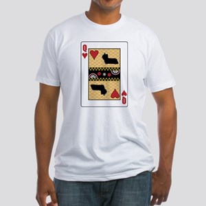Queen Skye Fitted T-Shirt