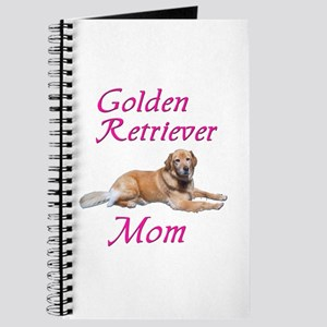 Golden Retriever Mom Journal