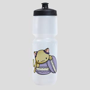 Macaron Kitty Sports Bottle