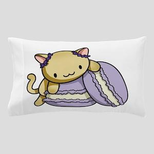 Macaron Kitty Pillow Case
