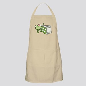 Gateau Matcha Kitty Apron