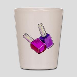 Nail Polish Shot Glass