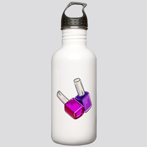 Nail Polish Stainless Water Bottle 1.0L