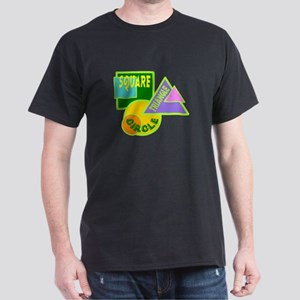 Circle Square Triangle T-Shirt