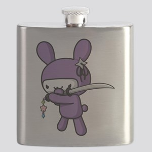 Ninja Bunny Flask