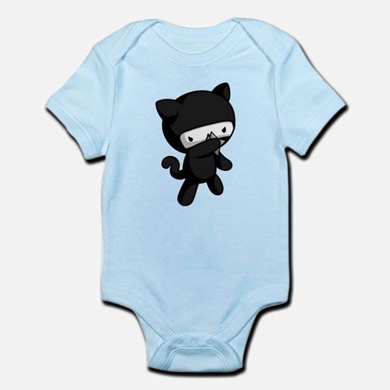 Ninja Kitty Body Suit