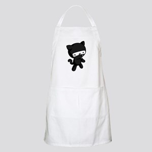 Ninja Kitty Apron