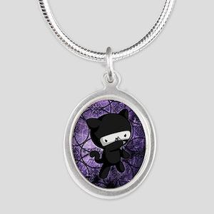 Ninja Kitty Necklaces
