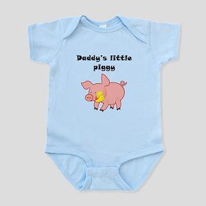 Daddys Little Piggy Body Suit