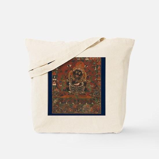 Mahakala Tote Bag