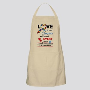 Love Not Compete Apron