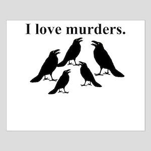 I Love Murders Posters
