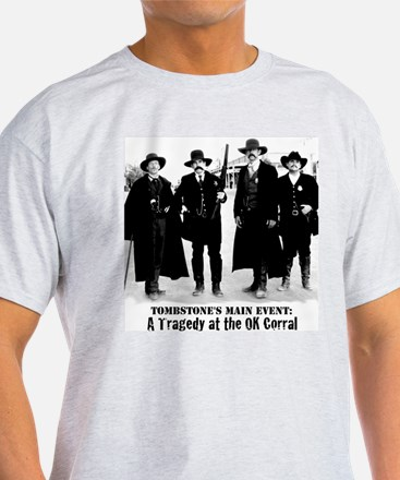Tombstone's Main Event: T-Shirt