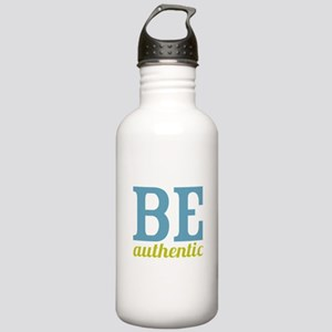 Be Authentic Stainless Water Bottle 1.0L