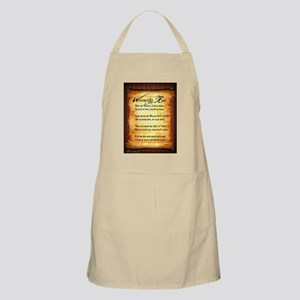 Wiccan Rede #1 Apron