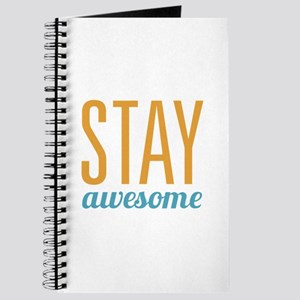 Stay Awesome Journal