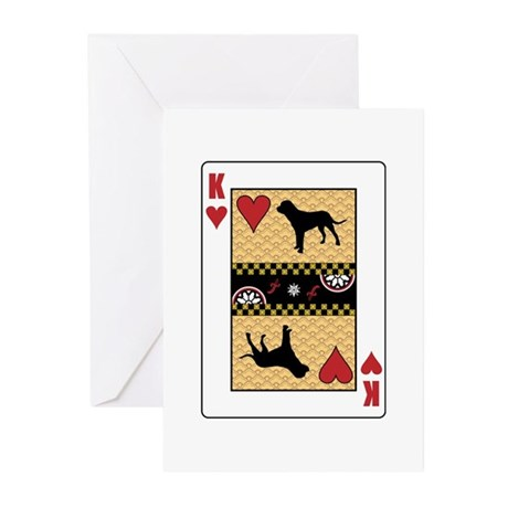 King Tosa Greeting Cards (Pk of 10)