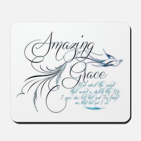 Amazing Grace Mousepad