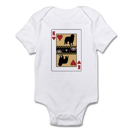 King Toller Infant Bodysuit