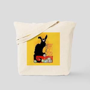 Le Chat Noir - Easter 2 Tote Bag