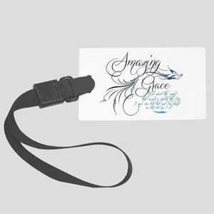 Amazing Grace Luggage Tag