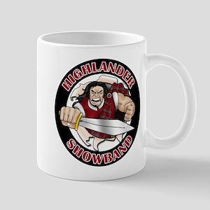 Highlander Showband Mugs