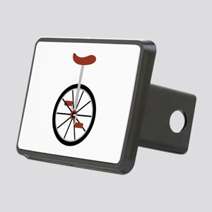 Red Unicycle Hitch Cover