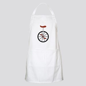Red Unicycle Apron