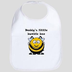 Daddys Little Bumble Bee Bib