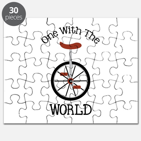One With The World Puzzle