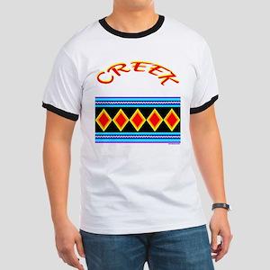 CREEK INDIAN TRIBE Ringer T