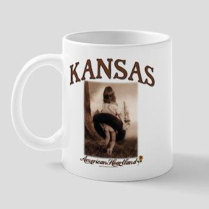 Kansas - At The Pond Mug