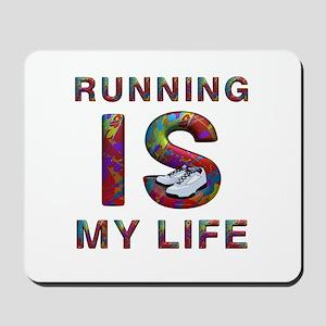 TOP Running Life Mousepad