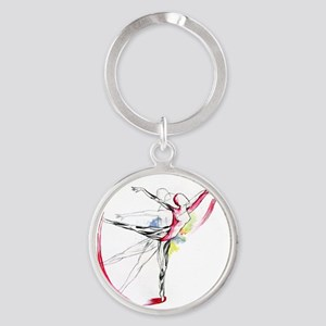 Anatomy of Ballet Keychains