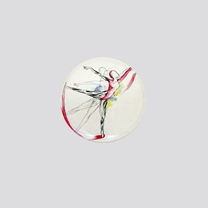 Anatomy of Ballet Mini Button