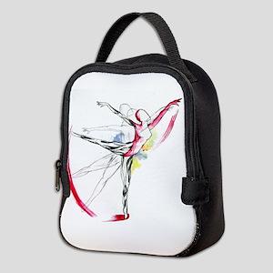 Anatomy of Ballet Neoprene Lunch Bag