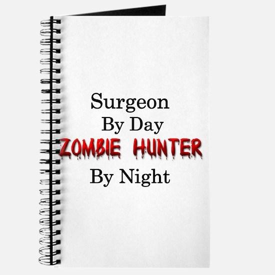 Surgeon/Zombie Hunter Journal