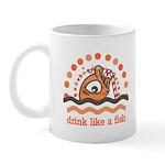 Drink Like A Fish Mug