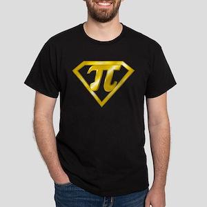 Super Pi - math super hero T-Shirt