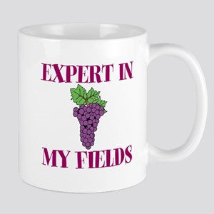 Expert in My Fields Mugs