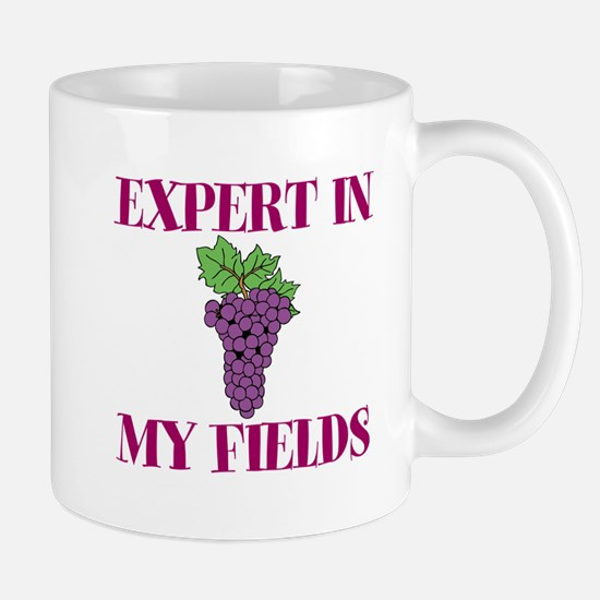 Expert in My Fields Mugs