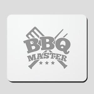 BBQ MASTER Mousepad