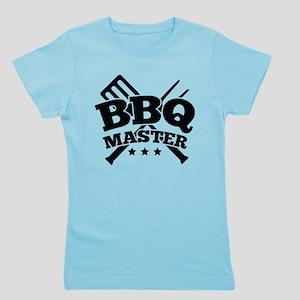 BBQ MASTER Girl's Tee