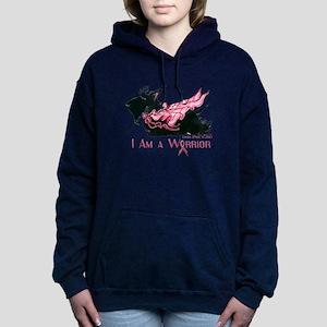 Scottish Breast Cancer Warrior Hooded Sweatshirt