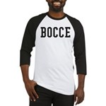 Bocce College Baseball Jersey