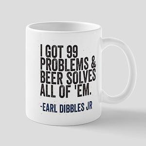 Earl Dibbles Jr Mugs