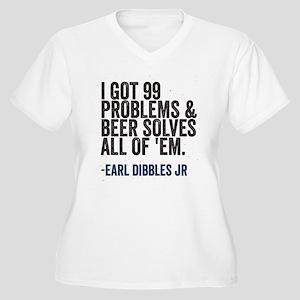 Earl Dibbles Jr Plus Size T-Shirt