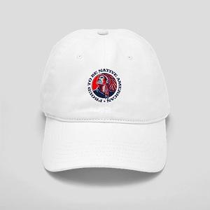 Proud Native American Baseball Cap