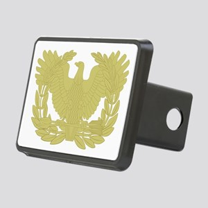 Warrant Officer Rectangular Hitch Cover